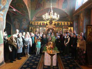 08 октября — память преставления Св Преподобного Сергия Радонежского и День Ангела настоятеля Храма о. Сергия
